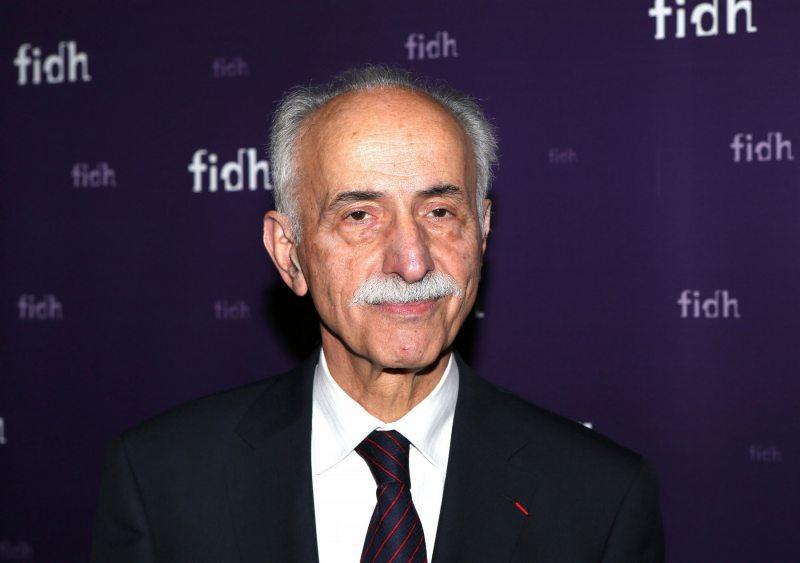 Karim Lahidji, FIDH President