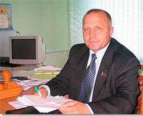 Дэпутат Палаты прадстаўнікоў з Івацэвіцкай акругі Леанід Кавалевіч