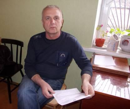 Міхаіл Кавалькоў, бабруйскі лідэр Свабоднага прафсаюза Беларускага