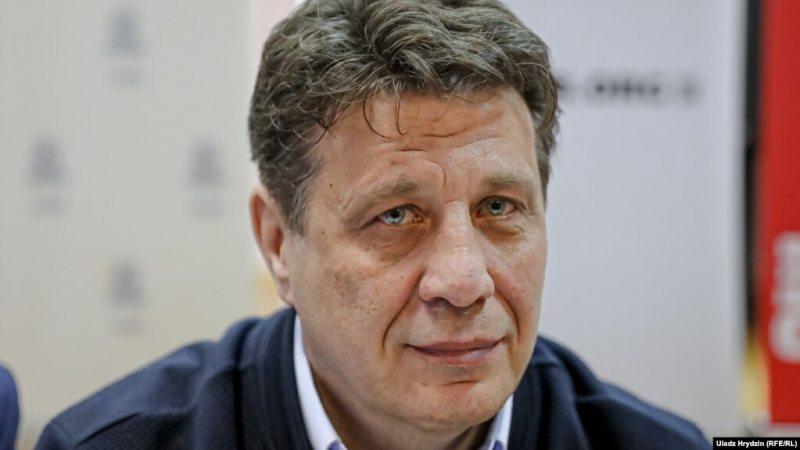 Мікалай Казлоў. Фота: svaboda.org