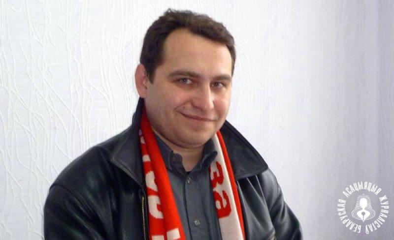 Игорь Казмерчак. Фото: БАЖ