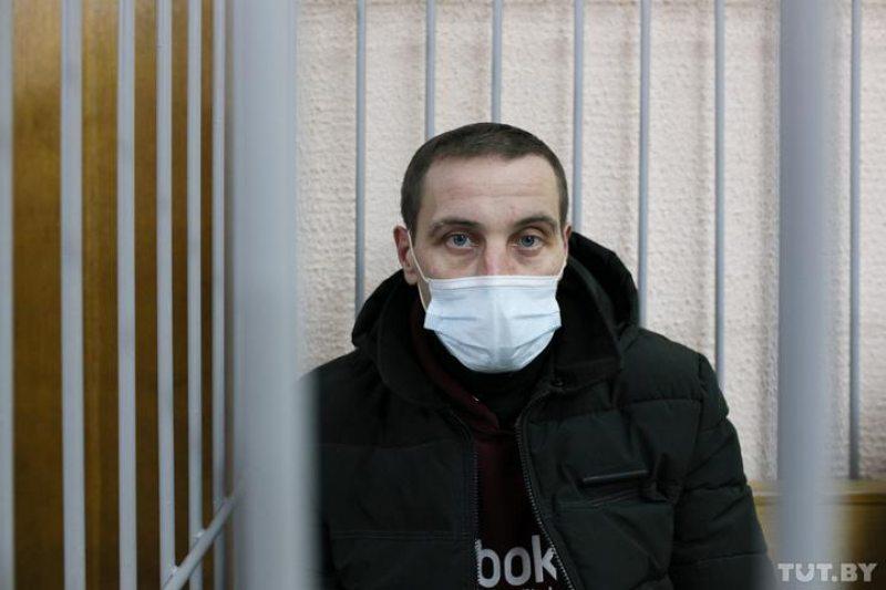 Денис Кирещенко. Фото: Фота: TUT.BY