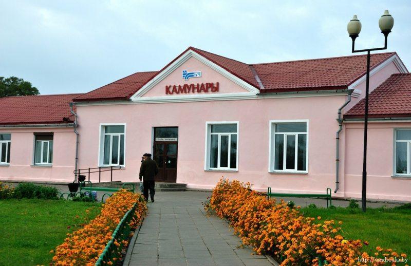 Единственное запрещенное для пикетов место в Костюковичском районе. Фото с vandrouka.by
