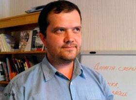Правозащитник Алексей Колчин (Могилев)
