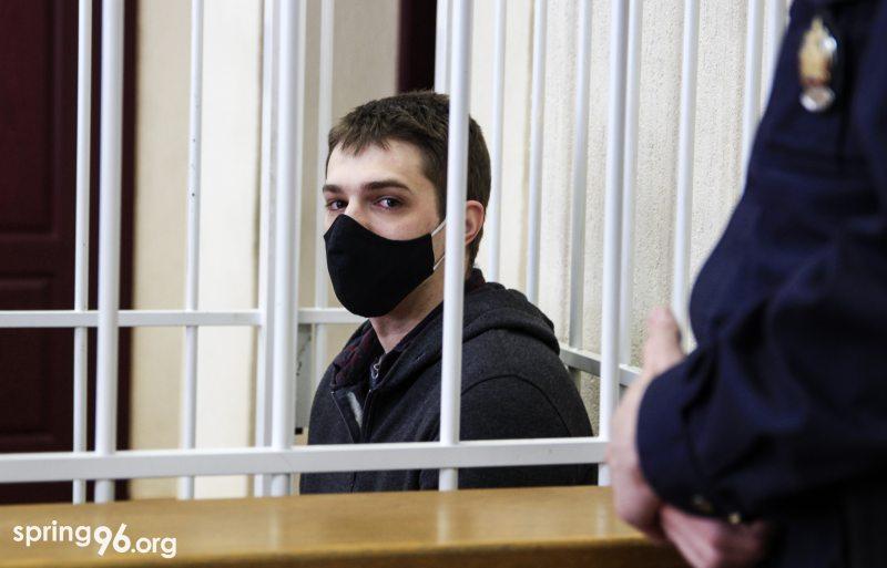 Роман Кононович. Фото: spring96.org