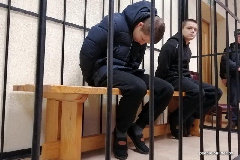 Станіслаў і Ілля Косцевы. Фота: people.onliner.by