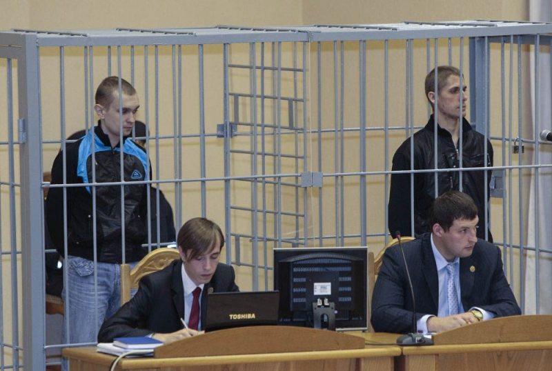 Владислав Ковалев и Дмитрий Коновалов (фото - news.tut.by)