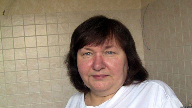 Людмілa Кучура / svaboda.org