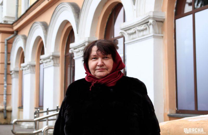 Людмила Кучура. Фото: ПЦ