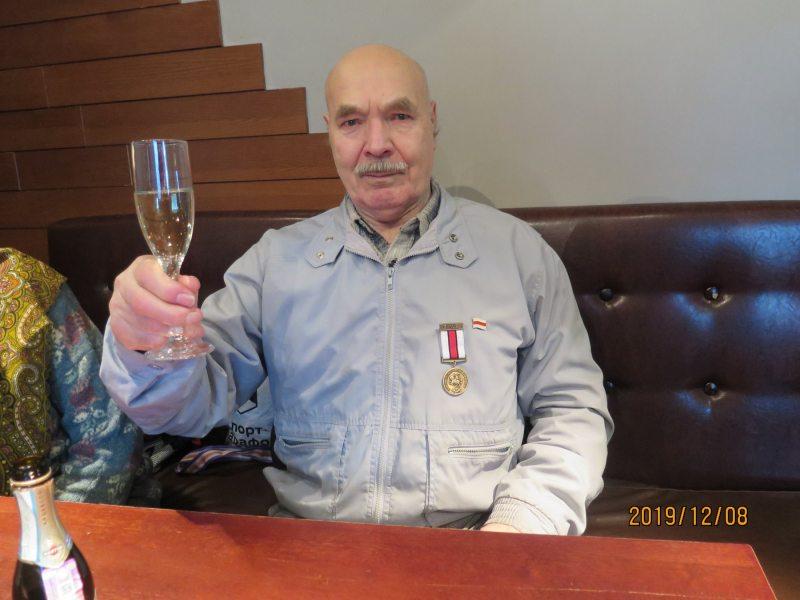 Михаил Кукобака. Фото с фейсбук-страницы