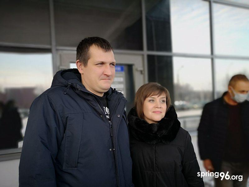 Дмитрий Кулаковский после оглашения приговора