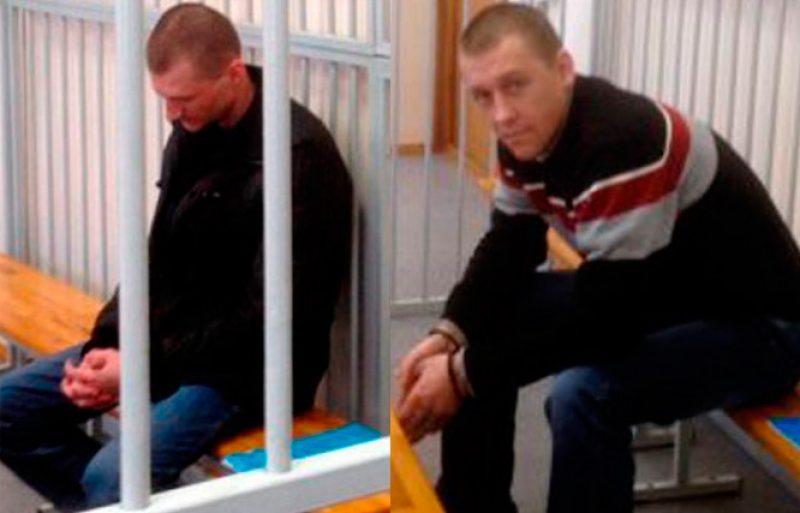 Расстраляныя Іван Кулеш і Сяргей Хмялеўскі