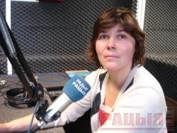 Alena Laptsionak