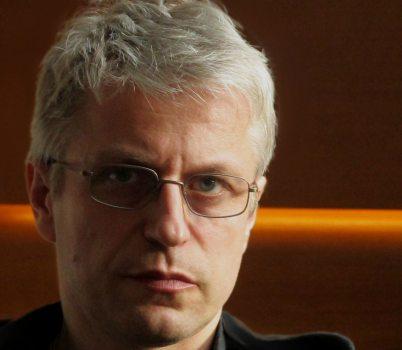Правозащитник Алексей Лапицкий. Автопортрет.