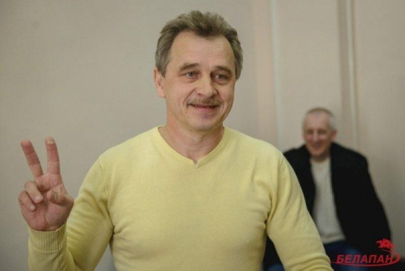 Анатоль Лябедзька. Фота БелаПАН