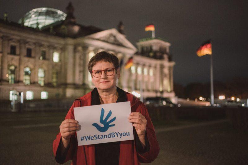 Leni Breymaier, member of the German Bundestag