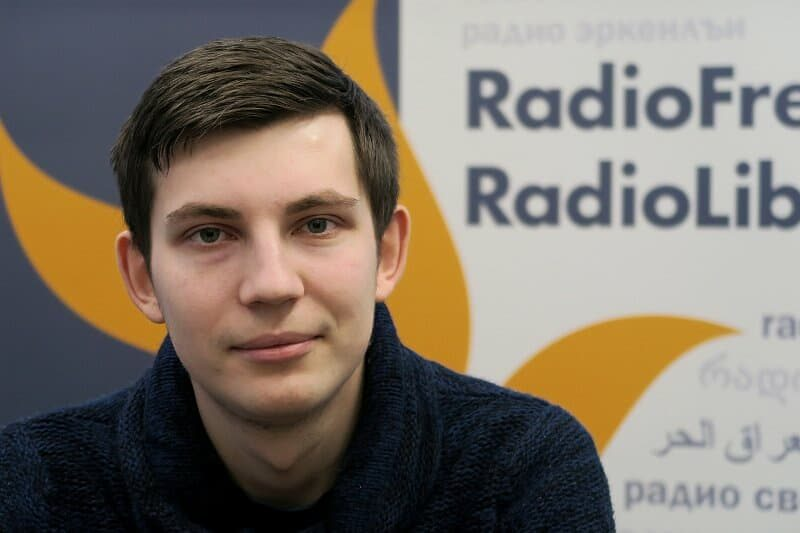 Ігар Лосік. Фота: RFE/RL