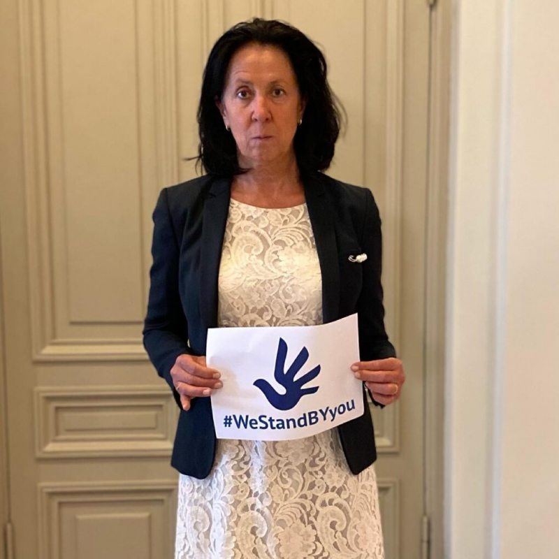 Lotta Olsson, Member of the Swedish Parliament