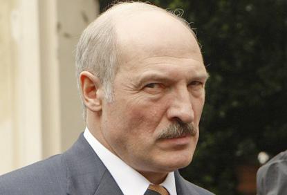 Прэзідэнт Аляксандр Лукашэнка