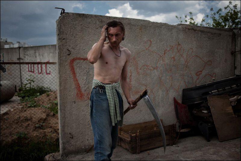 Сергей Мацкойть. Фото: Максим Сарычев