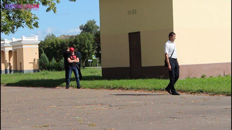 Пикет в Могилеве 25 августа на стадионе по улице Челюскинцев. Фото: mspring.online