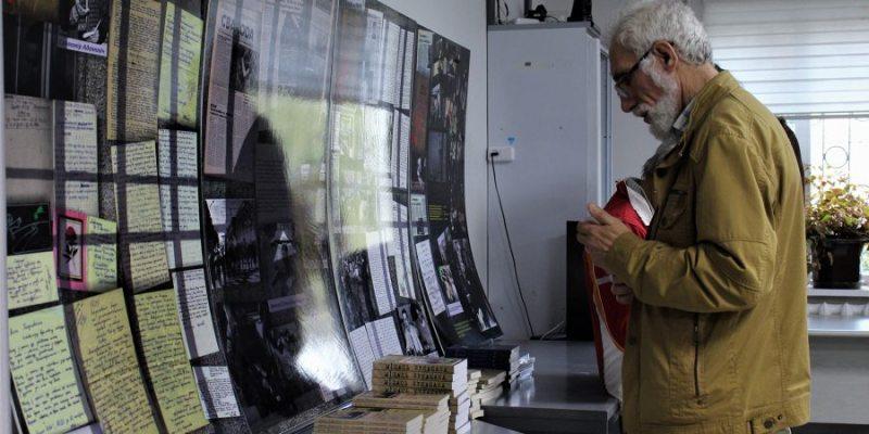 """Выставка """"Письма политзаключенных: от 1996 года до наших дней"""" . Фото: mspring.online"""
