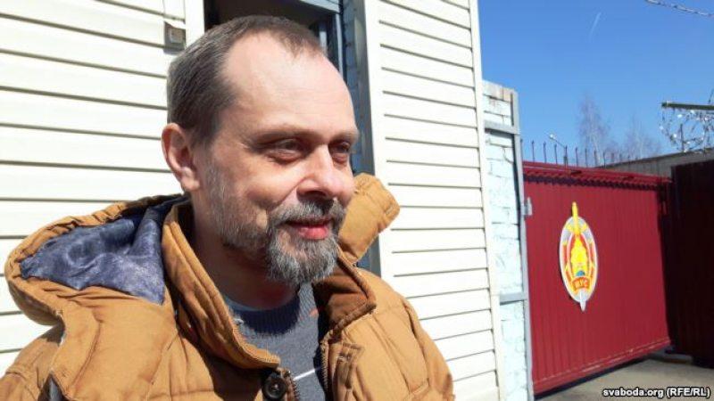 Кастусь Мардзьвінцаў. Фота: svaboda.org