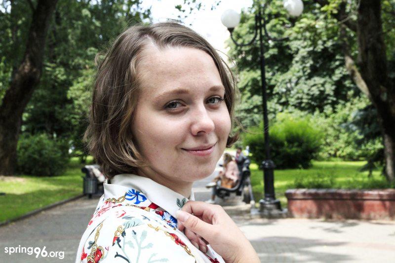 Марфа Рабкова