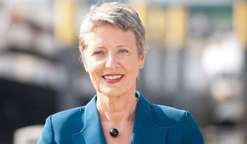 Депутат Бундестага Марилуиза Бек