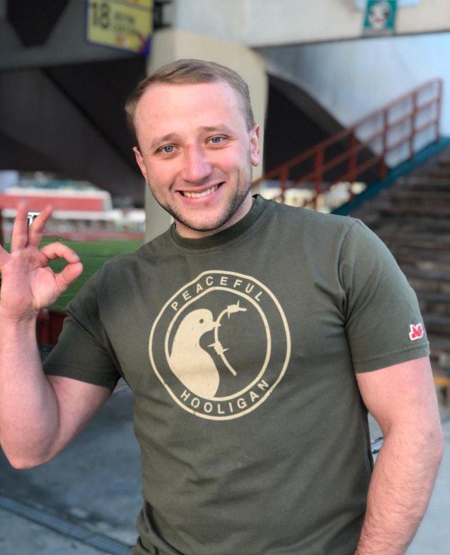 Политзаключенный Денис Марусевич
