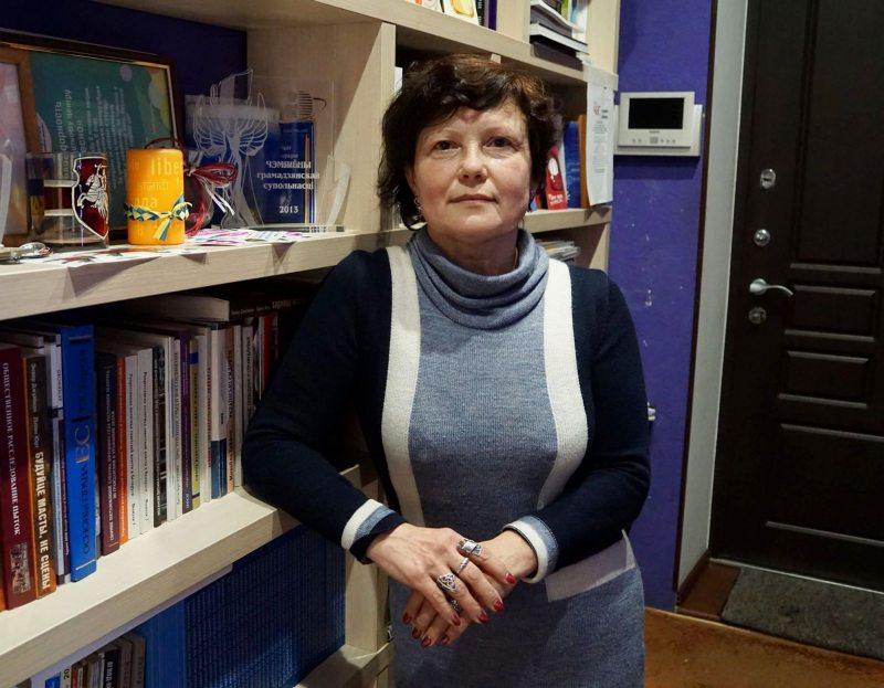 Алена Маслюкова. Фота - ПЦ