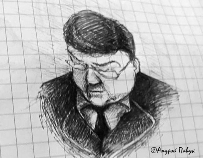 Судья Дмитрий Мазай. Фоташарж Андрея Паука.