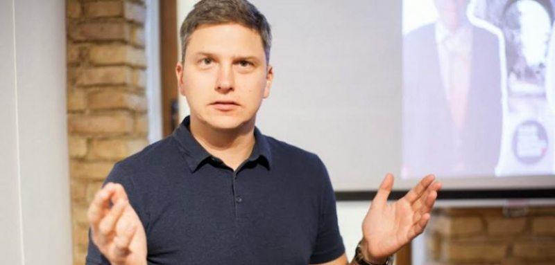 Павел Можейко. Фото: Радио Рация.