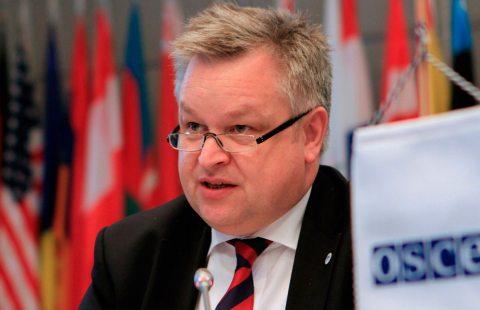 Міхаэль Георг Лінк. Фота: osce.org