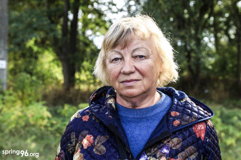 Мать Станислава Михайлова. Фото: spring96.org