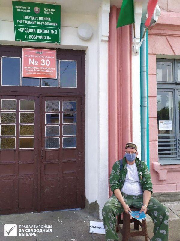 Владимир Михалап. Фото: Сергей Латинский