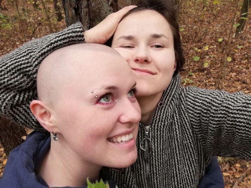 Виктория и Анастасия Миронцевы