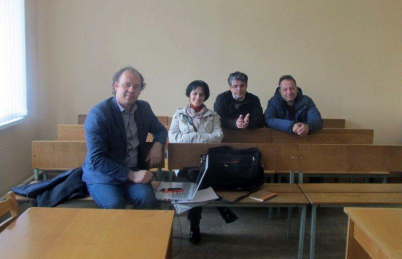 Праваабаронцы ў Наваполацкім судзе 26 красавіка 2017