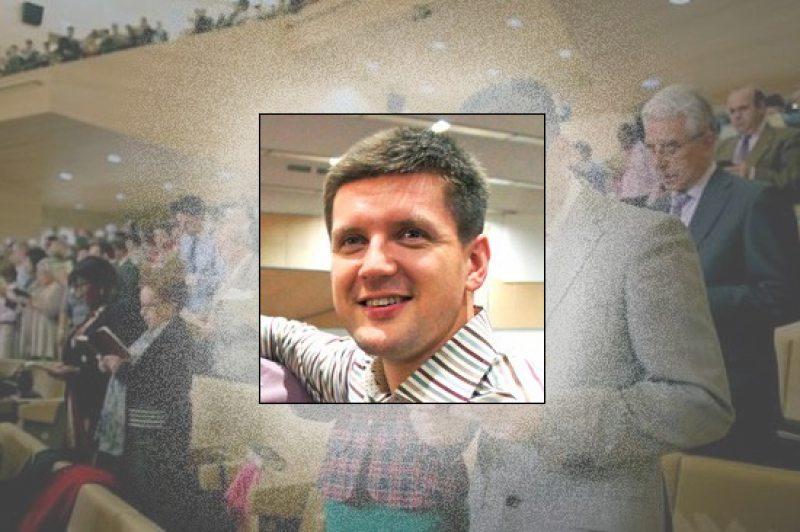 Николай Махаличев. Фото с сайта naviny.by