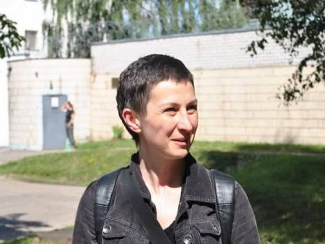 Эколог Татьяна Новикова