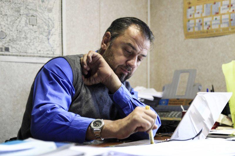 Дырэктар Офіса па правах людзей з інваліднасцю Сяргей Драздоўскі