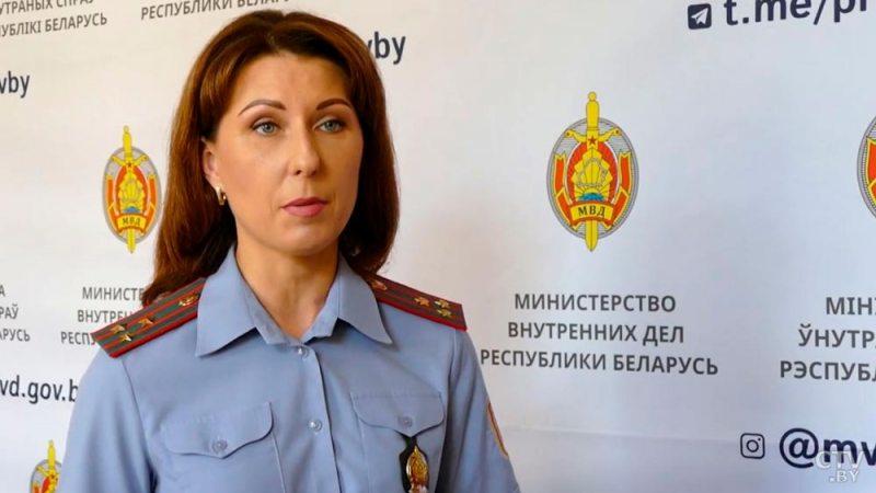 Вольга Чамаданава. Фота: ctv.by