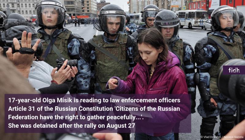 Photo: Vlad Dokshin / Novaya Gazeta