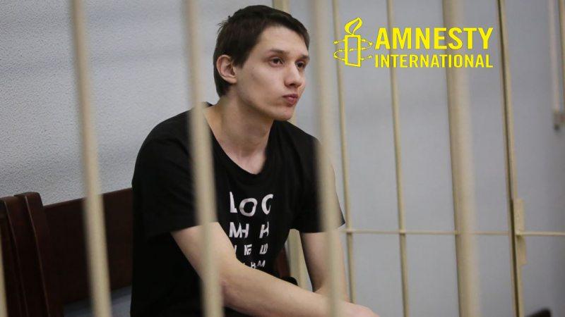 Дмитрий Полиенко. Фото belapan.com