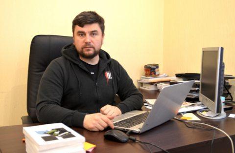 """Андрей Полуда, координатор кампании """"Правозащитники против смертной казни в Беларуси"""""""