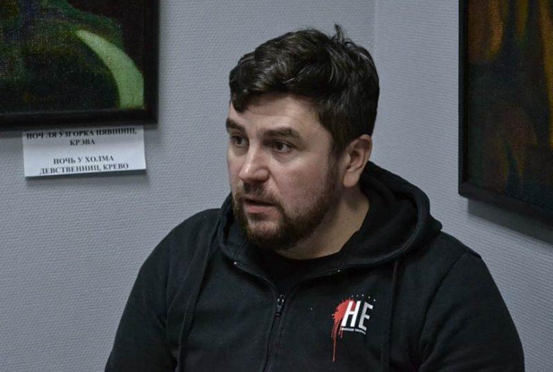 Андрэй Палуда, каардынатар кампаніі супраць смяротнага пакарання ў Беларусі