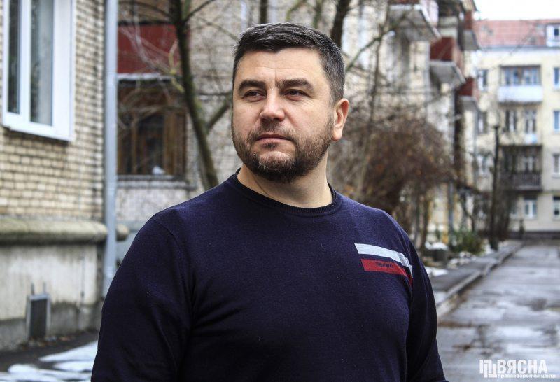 Праваабаронца Андрэй Палуда