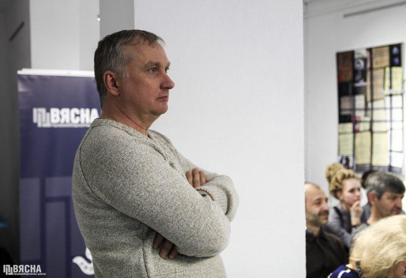 Павел Сапелка. Фота: ПЦ