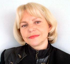 Людміла Пеціна, старшыня ГА «Жаночы незалежны дэмакратычны рух» і сябра АГП