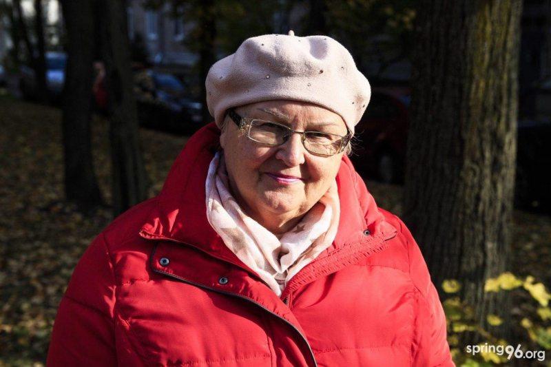 Тамара Шчапёткіна. Фота: ПЦ